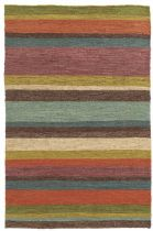 Oriental Weavers Solid/Striped Valencia Area Rug Collection