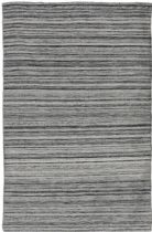 Trans Ocean Solid/Striped Java Area Rug Collection
