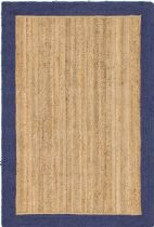 Unique Loom Braided Braided Jute Area Rug Collection