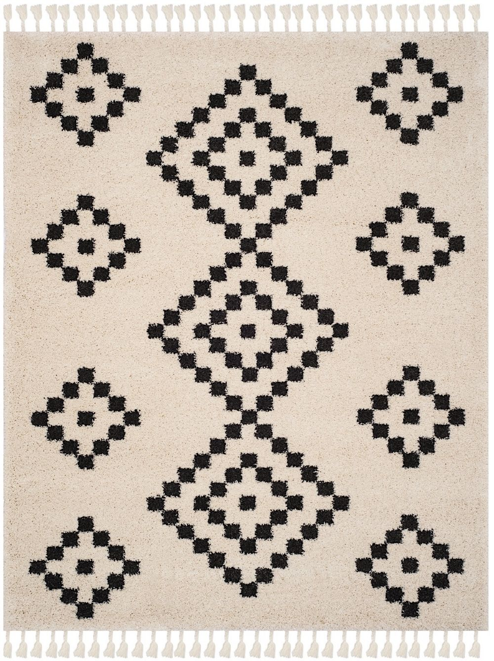 safavieh moroccan fringe shag shag area rug collection