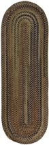 Colonial Mills Braided Braided Wool Area Rug Collection