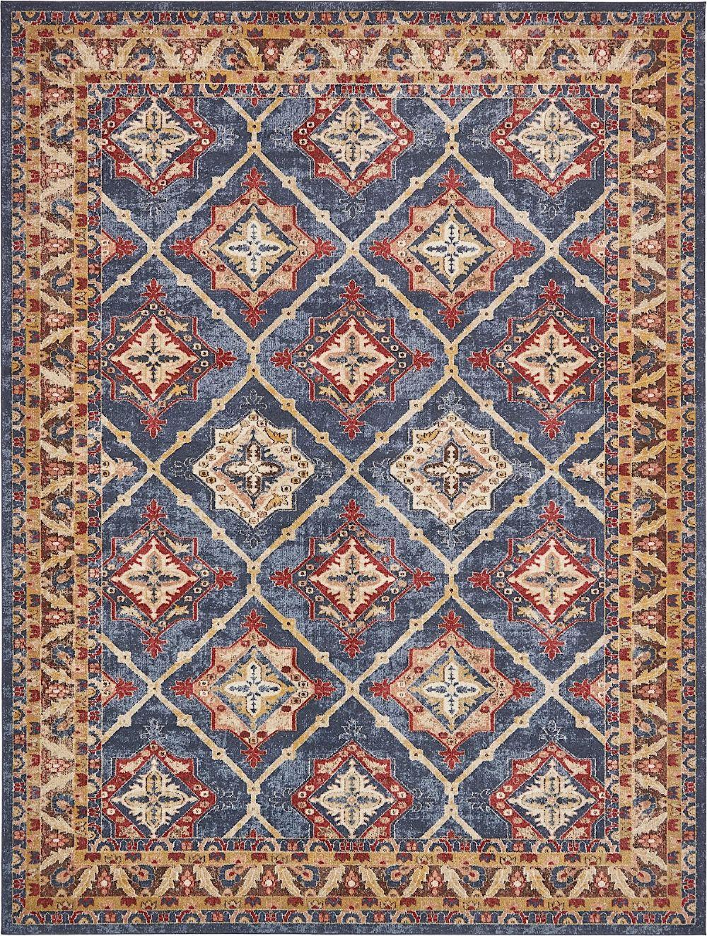 unique loom utopia traditional area rug collection