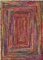 RugPal Braided Doba Area Rug Collection