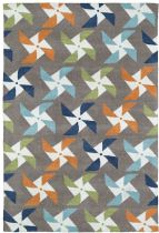 Kaleen Contemporary Lily & Liam Area Rug Collection