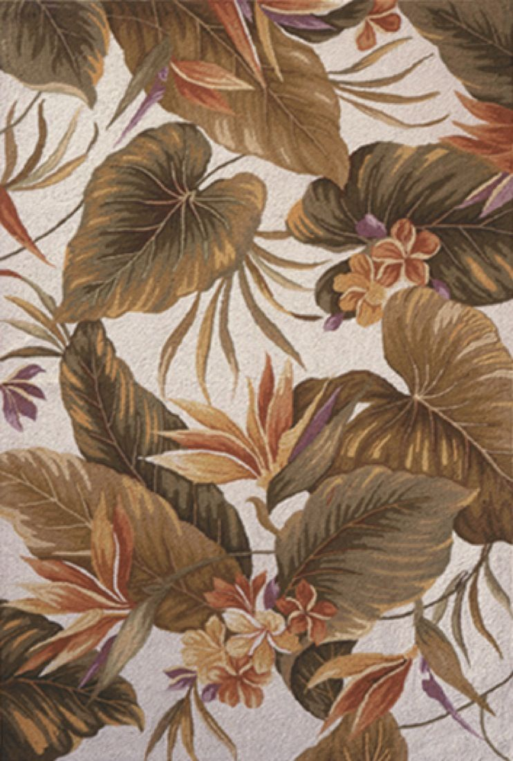 kas colonial country & floral area rug collection