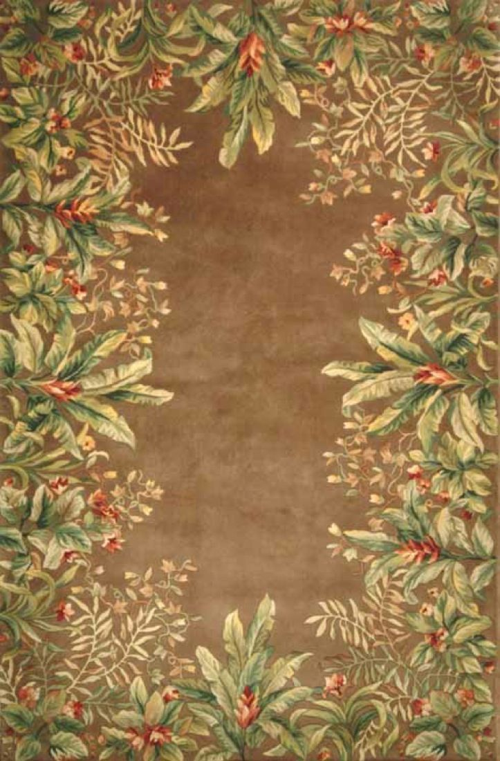 kas emerald country & floral area rug collection
