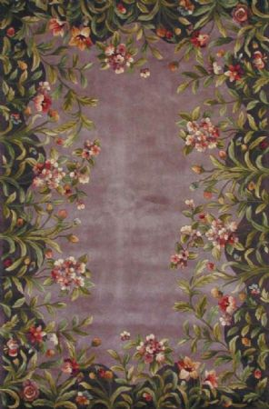 Kas Country & Floral Emerald Area Rug Collection