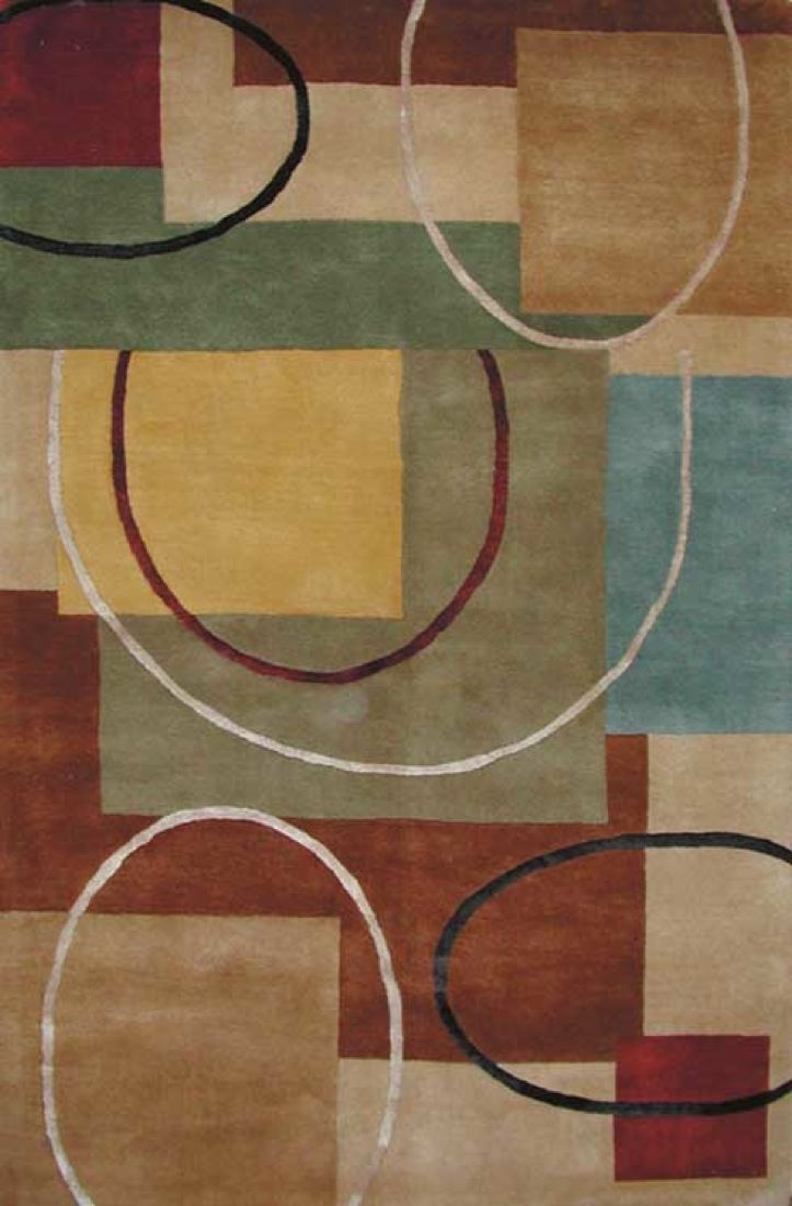kas indira contemporary area rug collection
