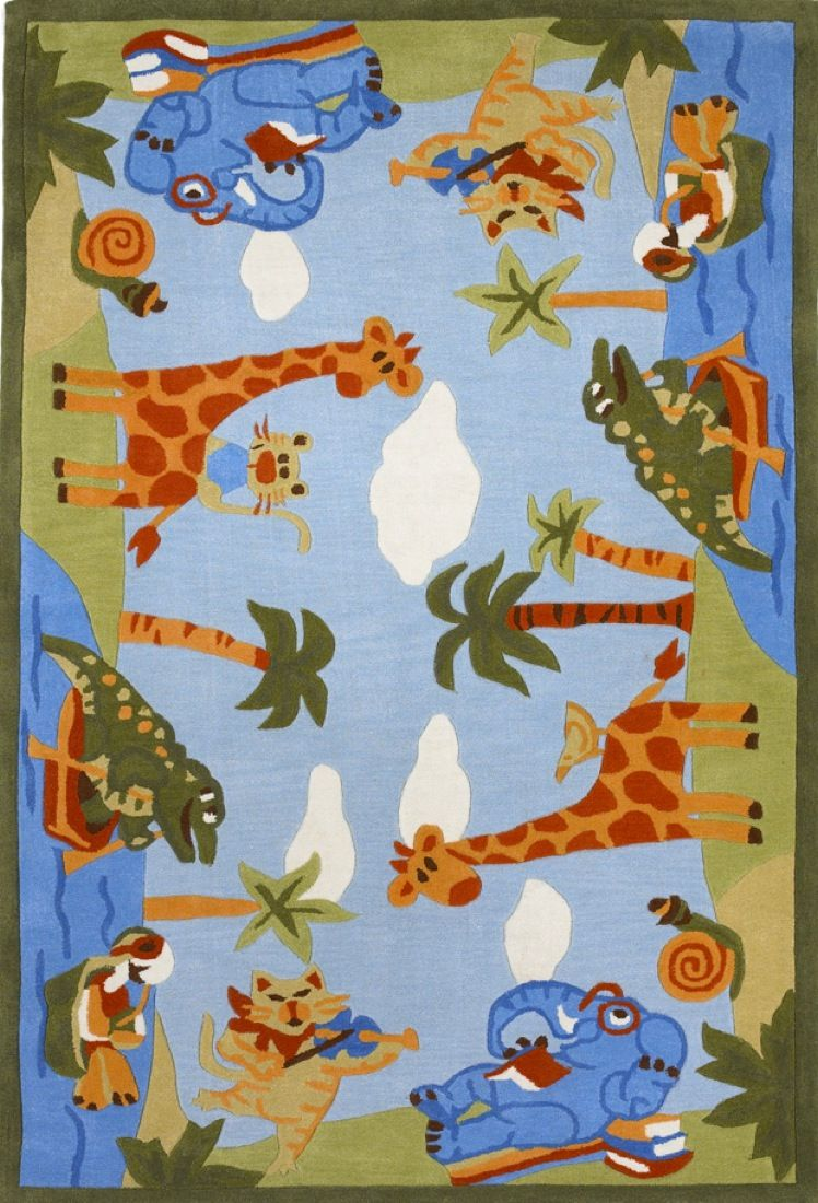 kas kolorful kidz kids area rug collection