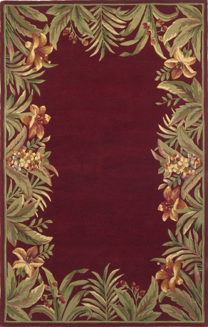 kas sparta country & floral area rug collection