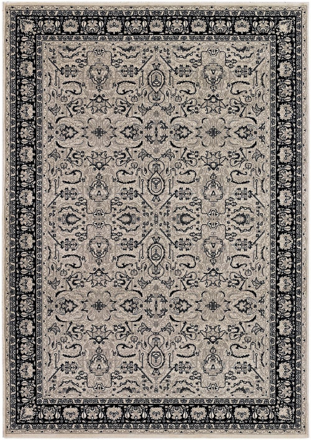 couristan bacara traditional area rug collection