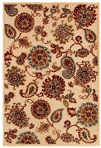 Couristan Transitional Cire Area Rug Collection