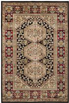 Couristan Southwestern/Lodge Cire Area Rug Collection
