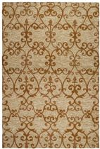 Couristan Transitional Fresco Area Rug Collection