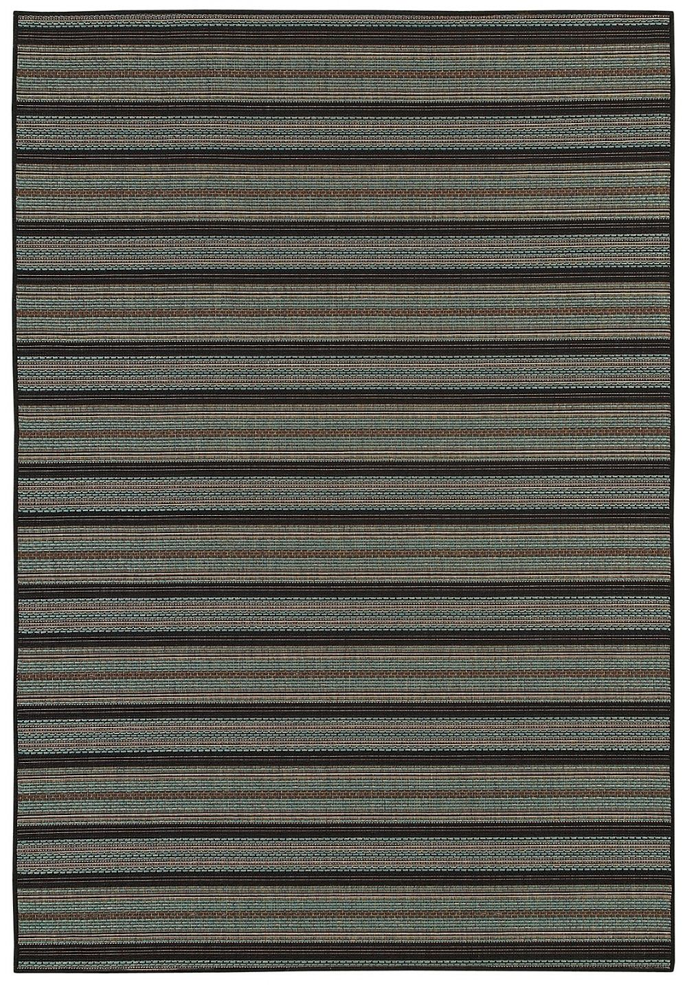 couristan monaco solid/striped area rug collection