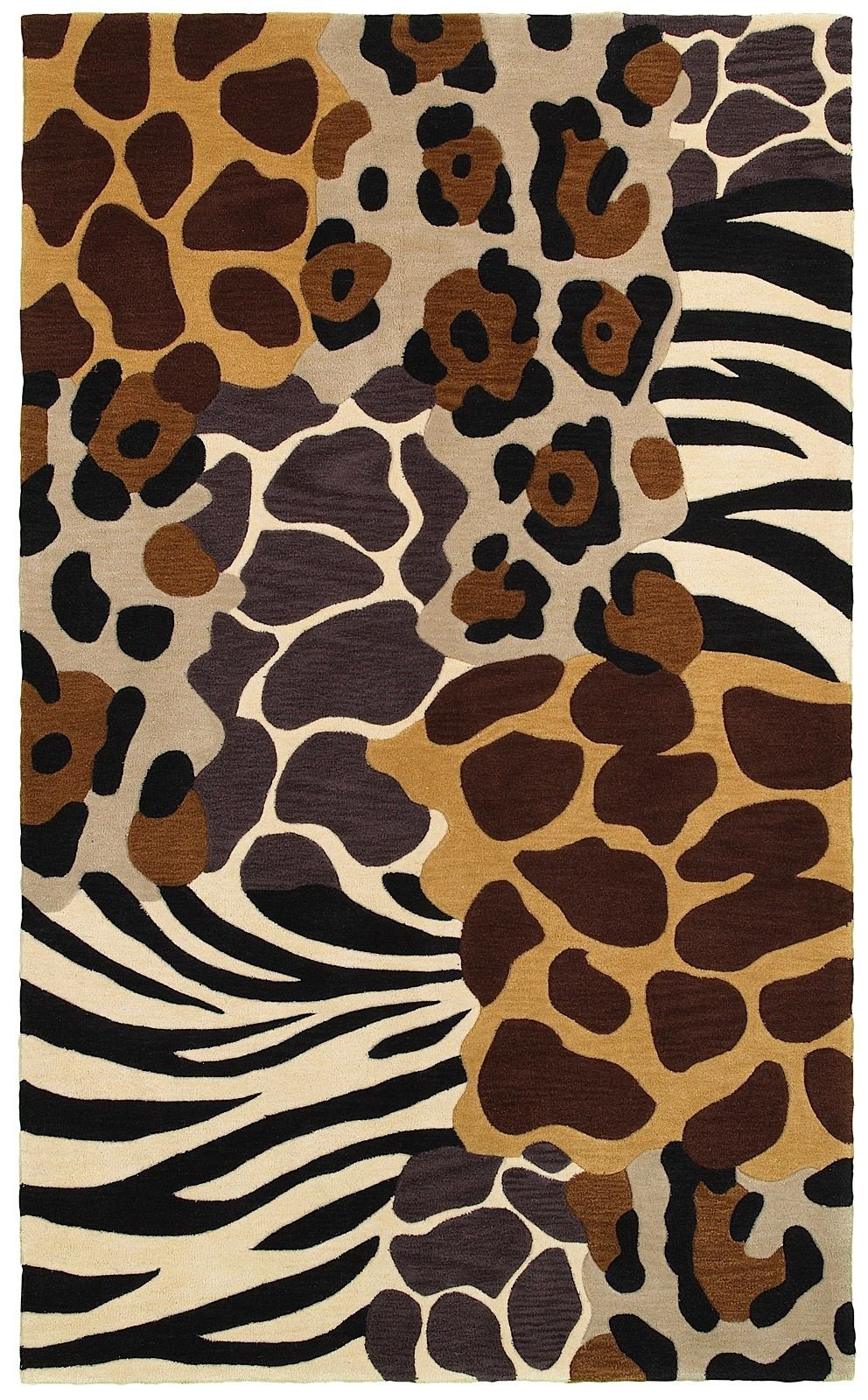 couristan ambrosia animal inspirations area rug collection