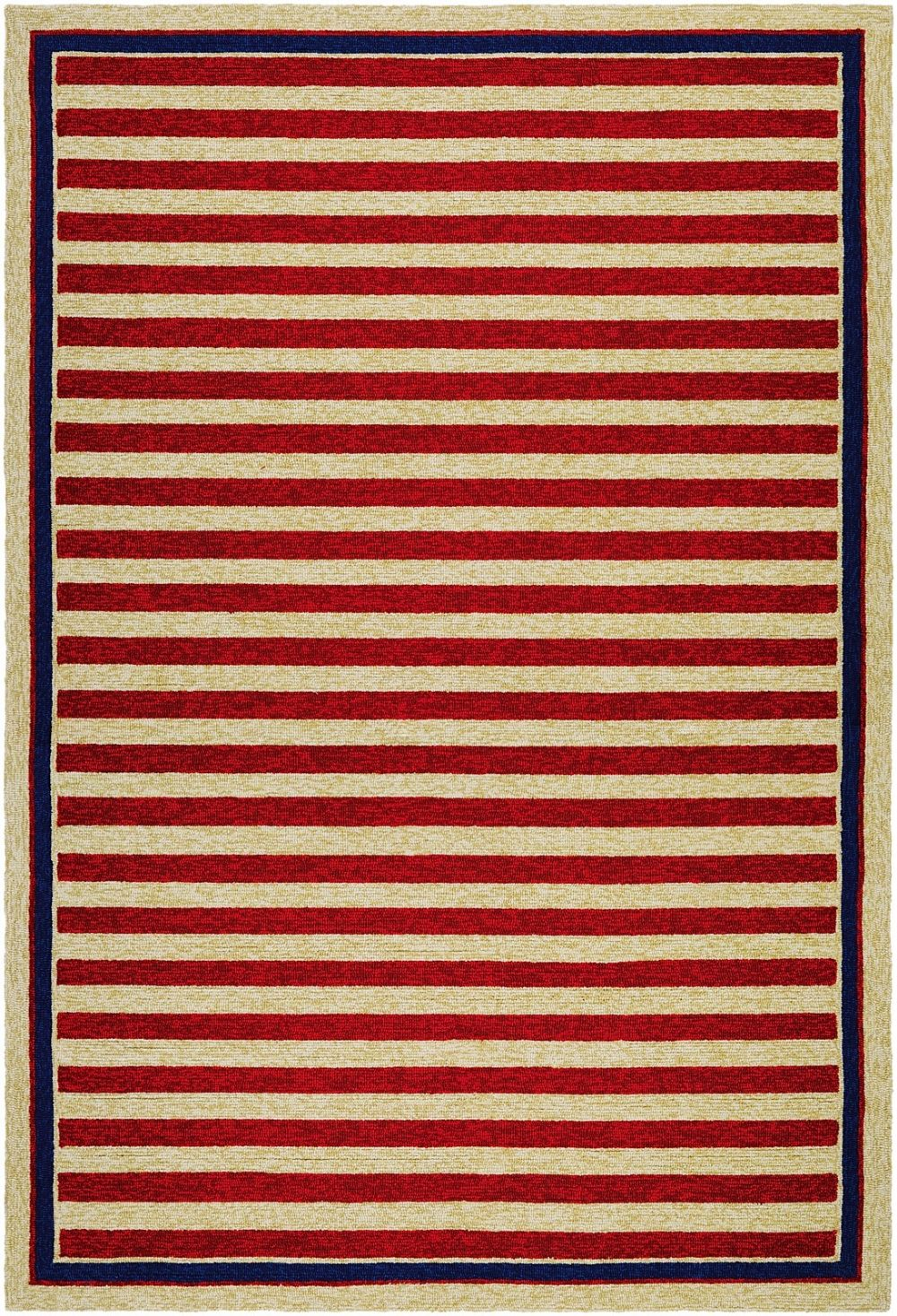 couristan covington solid/striped area rug collection