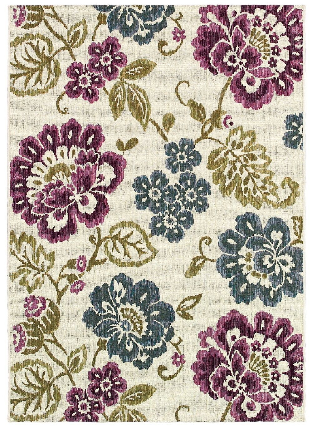 couristan dolce country & floral area rug collection