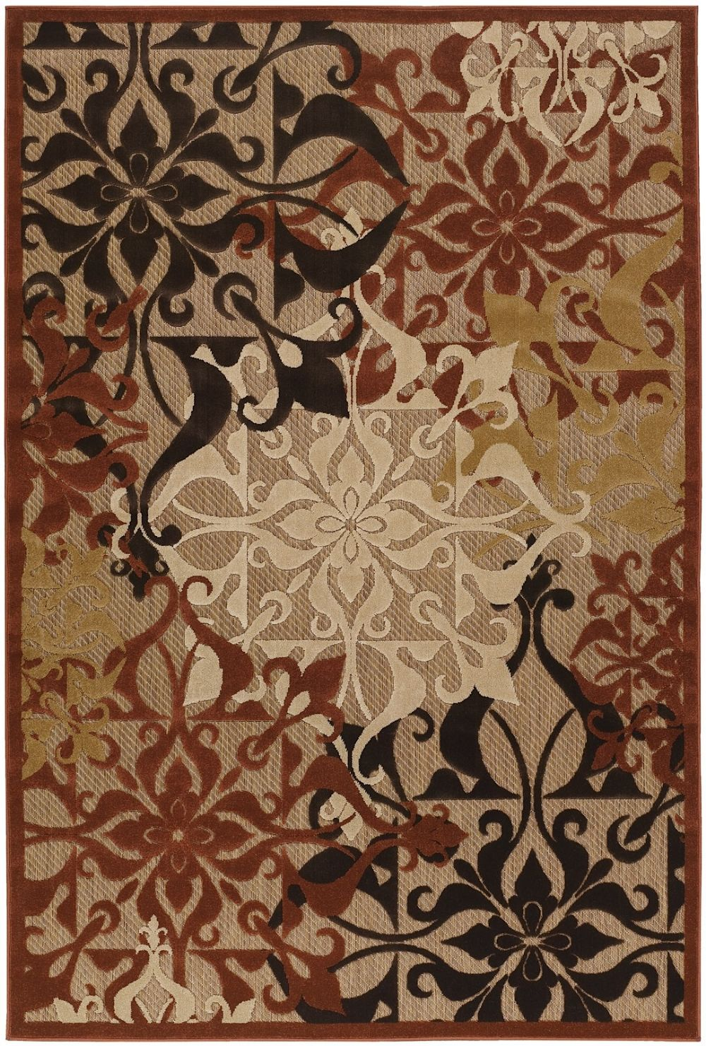 couristan urbane contemporary area rug collection