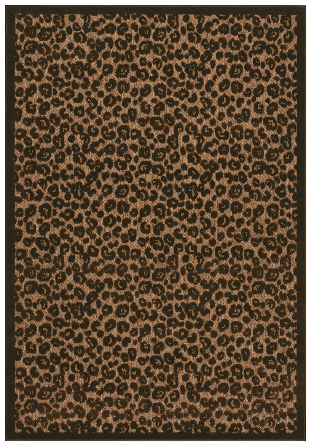 couristan urbane animal inspirations area rug collection