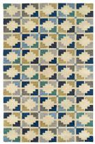 Kaleen Transitional Rosaic Area Rug Collection