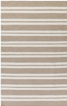 Surya Solid/Striped Everett Area Rug Collection
