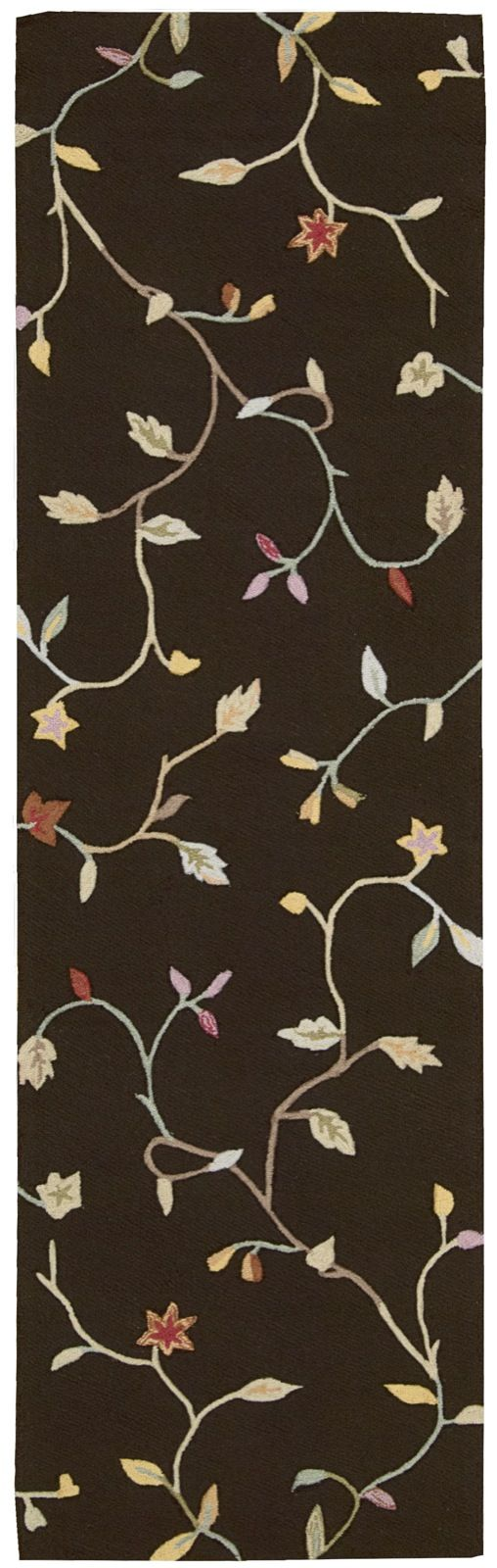 nourison fantasy country & floral area rug collection