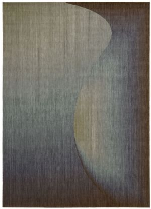 Nourison Contemporary Radiant Arts Area Rug Collection