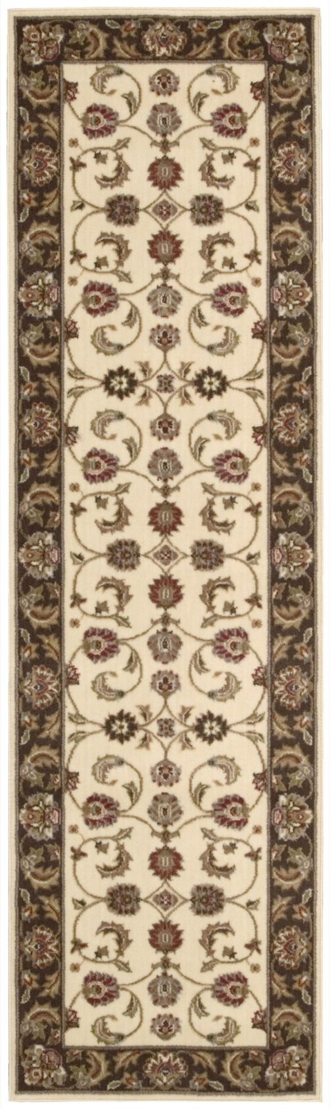 nourison somerset traditional area rug collection