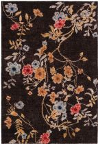 PlushMarket Country & Floral Broni Area Rug Collection