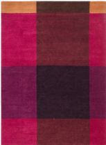 Surya Contemporary Plaid Area Rug Collection