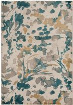PlushMarket Country & Floral Icoit Area Rug Collection