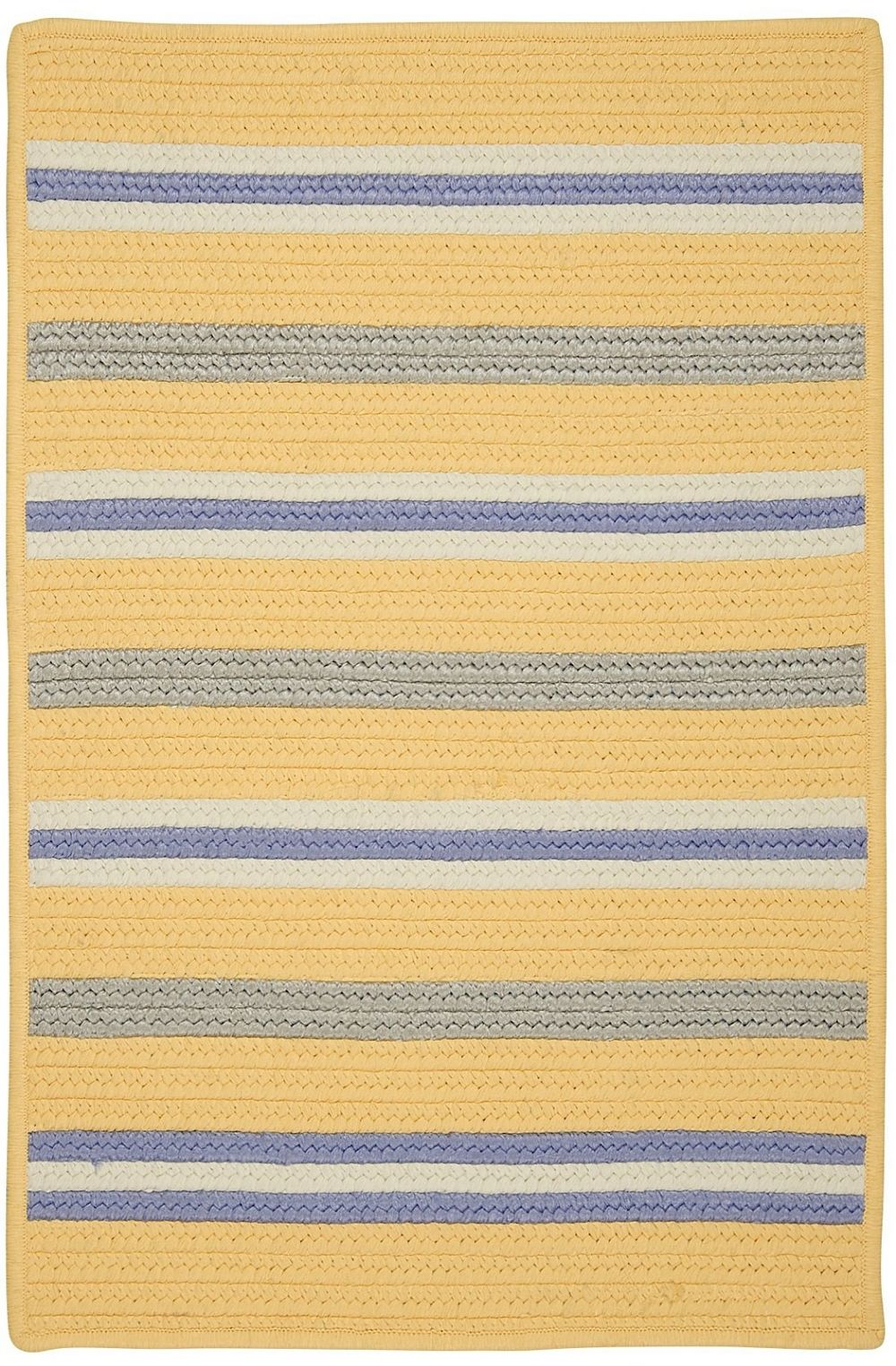 colonial mills painter stripe braided area rug collection