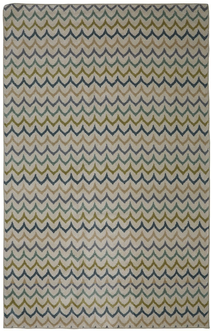 mohawk aurora solid/striped area rug collection