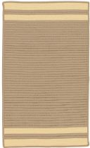 Colonial Mills Braided Denali End Stripe Area Rug Collection