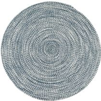 Colonial Mills Braided Kaari Tweed Area Rug Collection