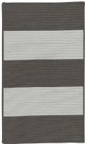 Colonial Mills Braided Newport Textured Stripe Area Rug Collection