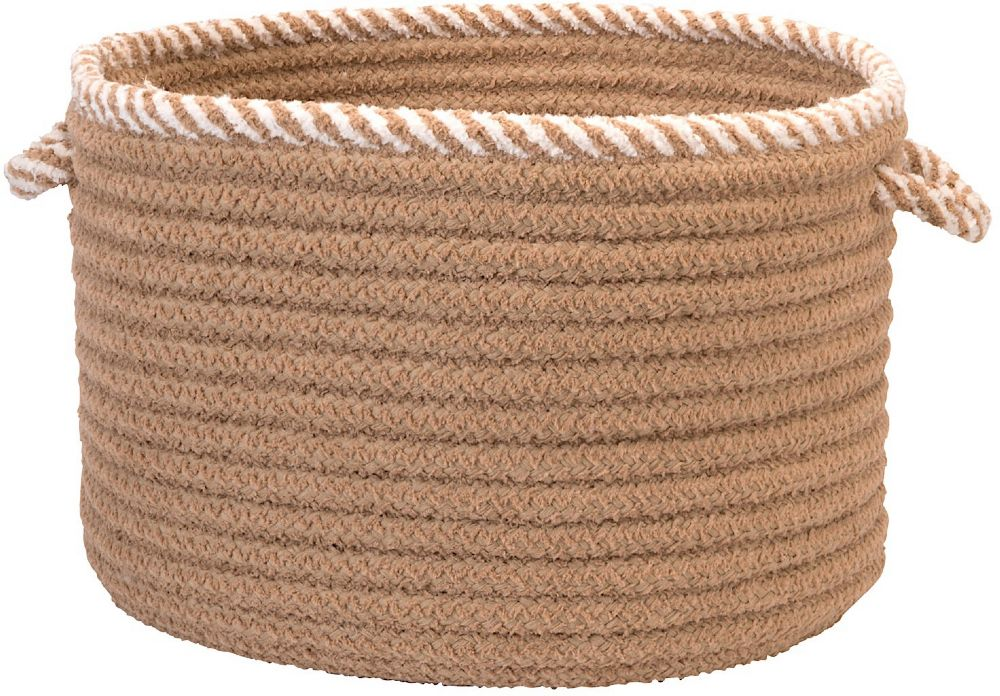 colonial mills surroundings kids braided basket collection