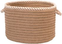 Colonial Mills Braided Surroundings Kids basket Collection