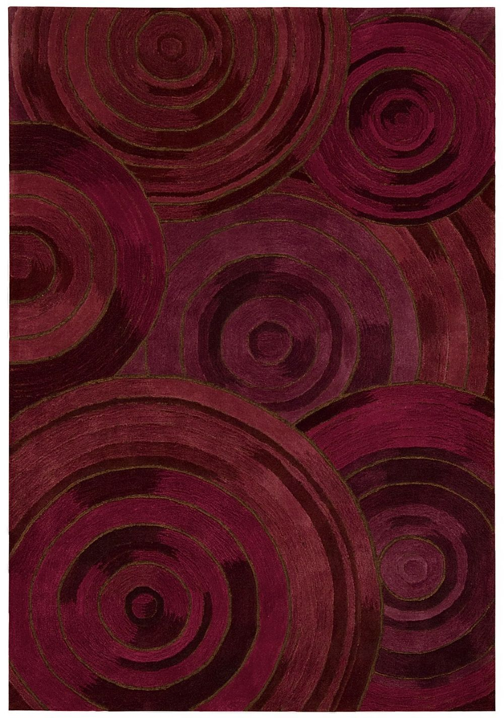 kathy ireland palisades ovation contemporary area rug collection