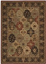 Kathy Ireland Traditional Lumiere Persian Tapestry Area Rug Collection
