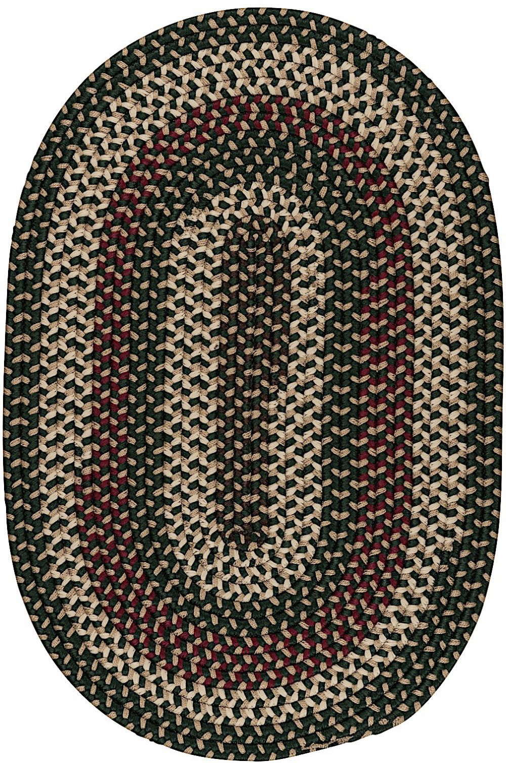 colonial mills brook farm braided area rug collection