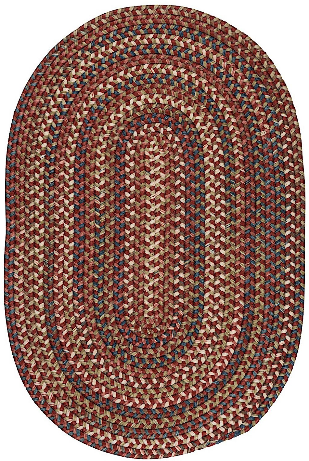 colonial mills cedar cove braided area rug collection