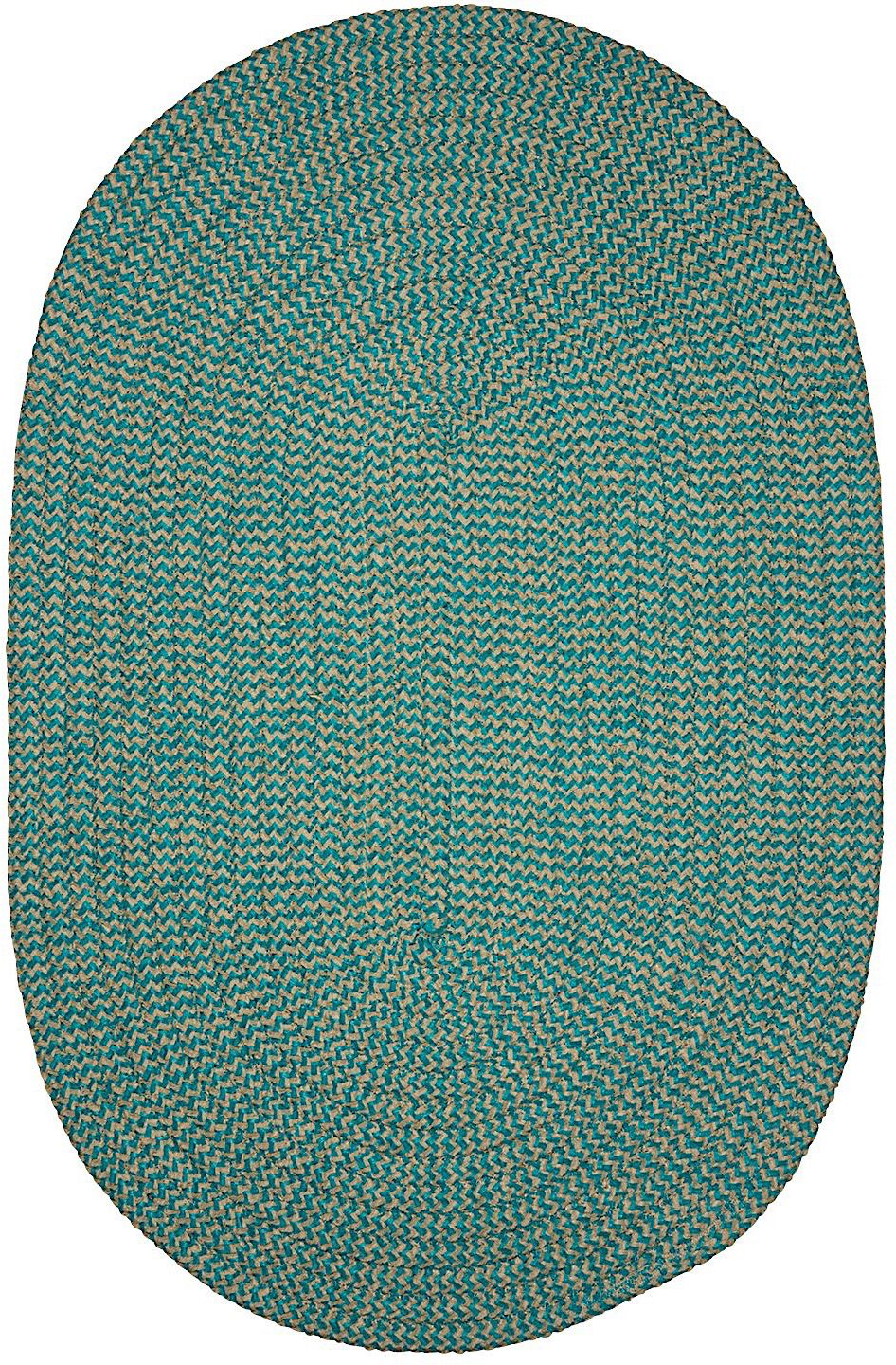 colonial mills softex check braided area rug collection
