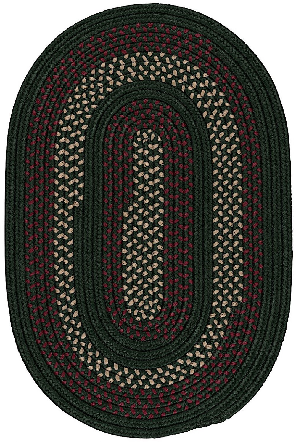 colonial mills deerfield braided area rug collection