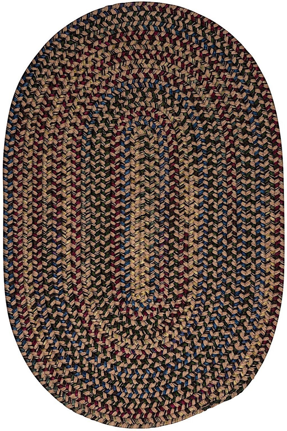 colonial mills midnight braided area rug collection