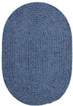 Colonial Mills Braided Spring Meadow Area Rug Collection
