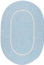 Colonial Mills Braided Silhouette Area Rug Collection