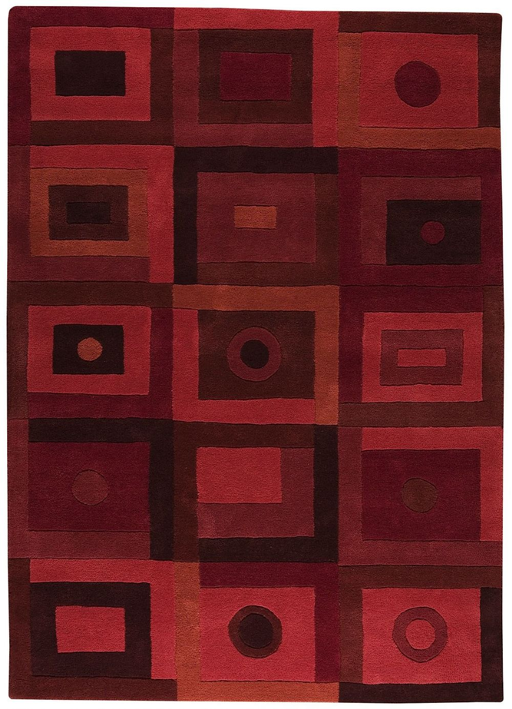 ma trading calico contemporary area rug collection