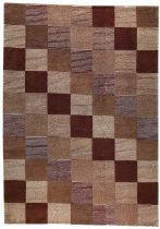 MA Trading Contemporary Check Area Rug Collection